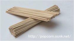 画像1: 花綿菓子用角棒40cm (100本単位)