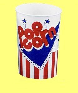 画像1: ポップコーンカップ 1000サイズ(50個単位)