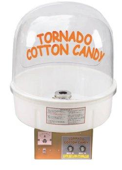 画像1: 新型ハイパートルネード 綿菓子機・バブルカバータイプ