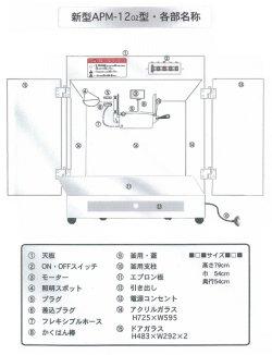 画像1: ポップコーン機部品 (APM-12oz用) 朝日産業製
