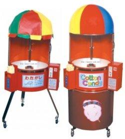 画像1: 綿菓子機部品 (CA-6自動機用)