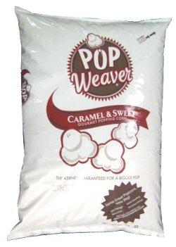 画像1: <ウィーバー>Weaverマッシュルームタイプ業務用ポップコーン豆22.7kg